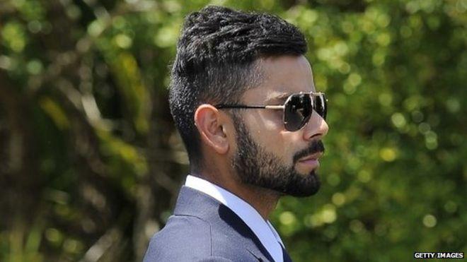 India Cricket Captain Virat Kohli Joins Hughes Funeral Bbc News