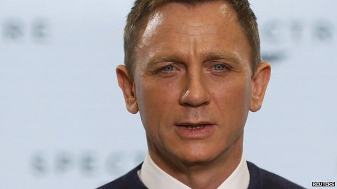 Groovy James Bond What Can 007 Fans Expect Of Spectre Bbc News Short Hairstyles Gunalazisus