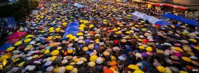 Hong Kong protests: Timeline o...