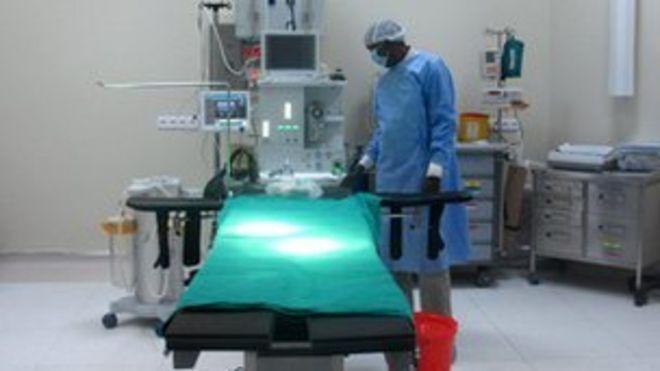 Новая больница