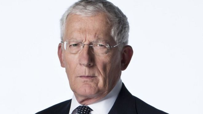 nick hewer to leave the apprentice bbc news