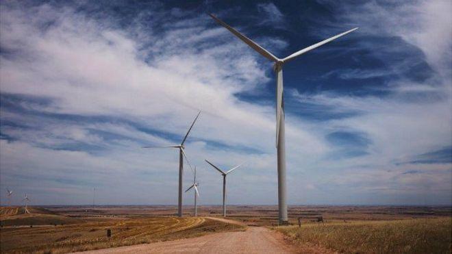 uncertain future for wind power in australia bbc news