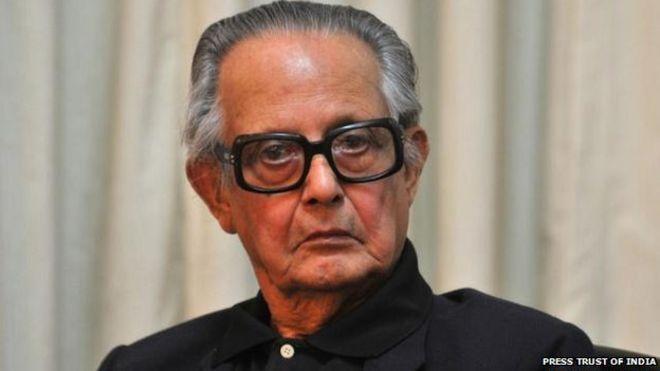 RK Laxman: Cartoonist behind India's 'Common Man' - BBC News