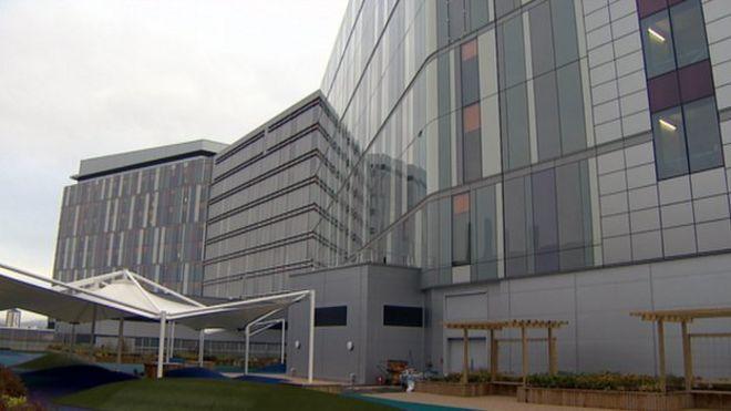 Университетская клиника Южного Глазго