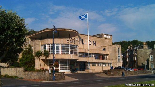 Rothesay Pavilion revamp gets go-ahead - BBC News