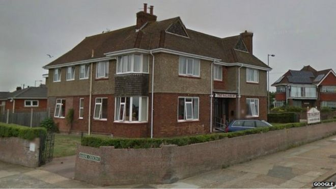 Great Yarmouth Salisbury Residential Home Fails Five Major