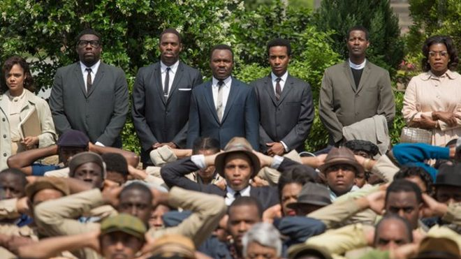 Oscars Selma Writer Tells His Side Of Row With Director Bbc News