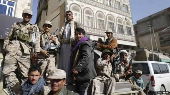 The rise of Yemen's Houthi rebels - BBC News
