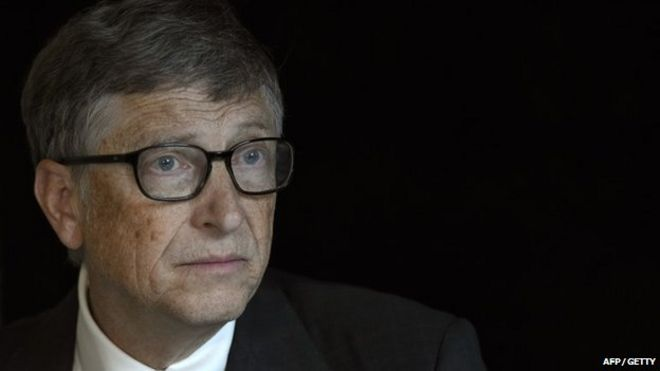 Bill Gates Is Named Worlds Richest Person Again Bbc News