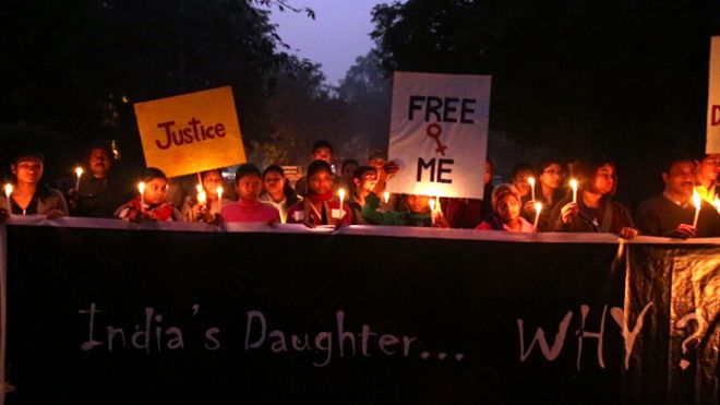 73a08eae9 Delhi rapist says victim shouldn t have fought back - BBC News