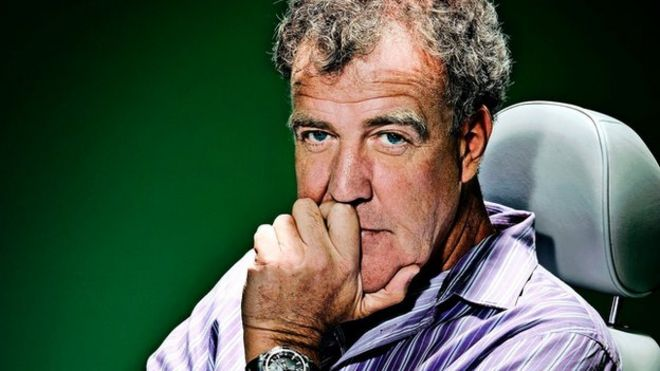 Jeremy Clarkson, Top Gear host, suspended by BBC after