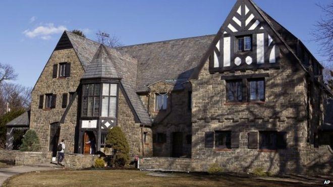 Братский дом находится в Государственном колледже штата Пенсильвания