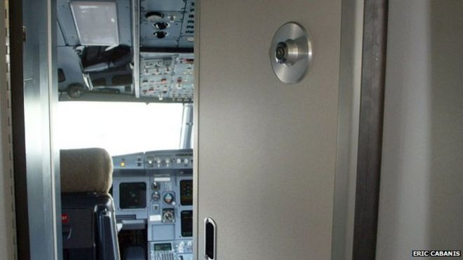 Who, What, Why: How are cockpit doors locked? - BBC News