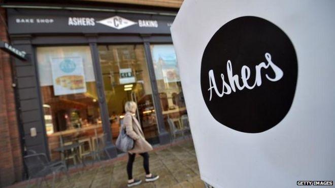 Ashers Baking