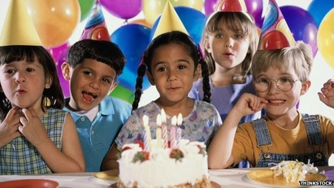9a02c6959 How much  The crazy cost of children s parties - BBC News