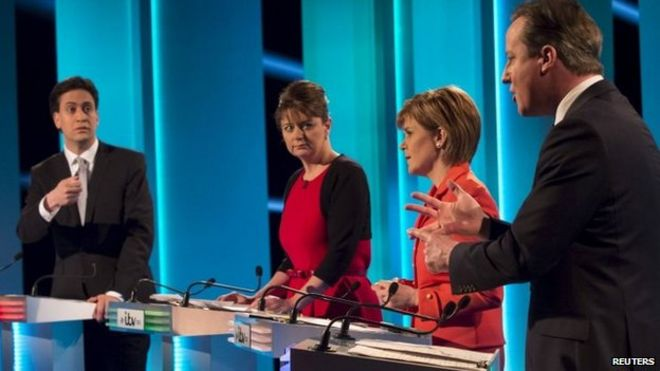 how do leader debates influence an election