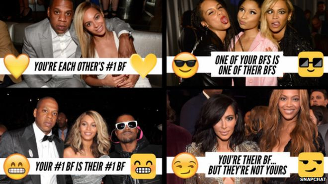 Snapchat now ranks your friends with an Emoji for every relationship; adds new low-light camera mode to App