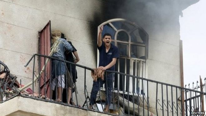 Yemen crisis: Iran's Khamenei condemns Saudi 'genocide