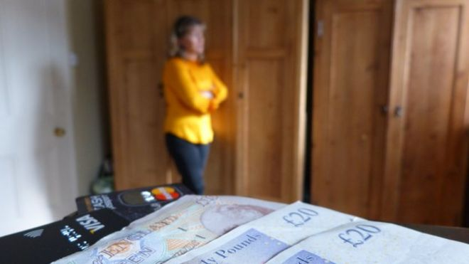 Financial Abuse: How to tell if your partner is a money bully - BBC News