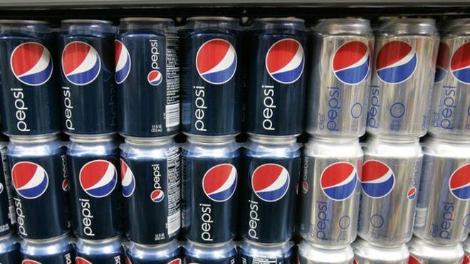 pepsi to drop artificial sweetener aspartame bbc news