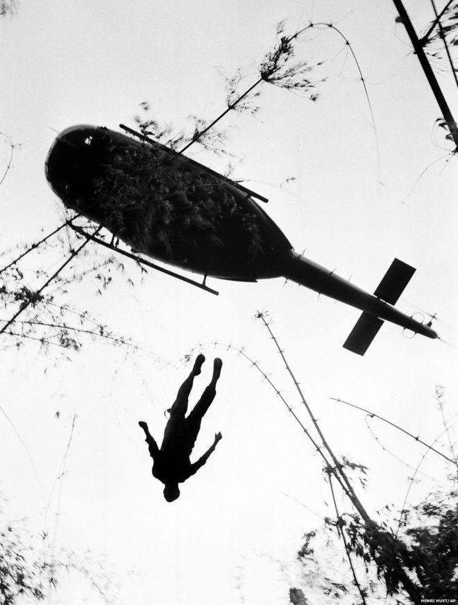 Vietnam War by Associated Press photographers - BBC News