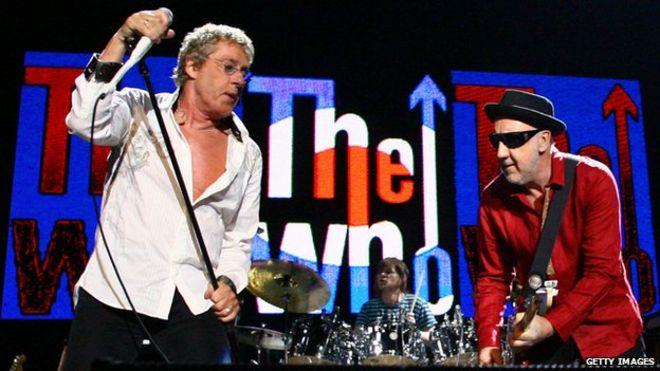 d882ce00af93c0 The Who to headline Glastonbury Festival - BBC News