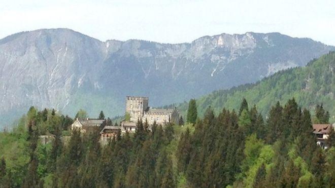 Schloss Itter today