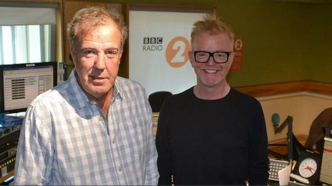 Jeremy Clarkson: 'Top Gear exit was my own silly fault