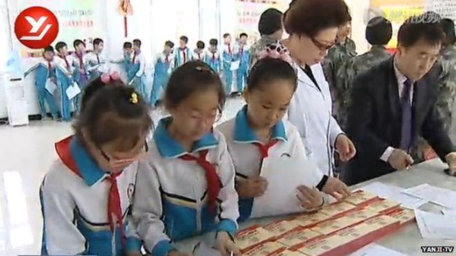 China: 'Morality bank' rewards good deeds - BBC News