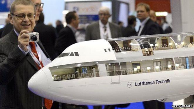 lufthansa makes flight booking sites add fee bbc news