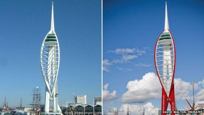spinnaker tower deals