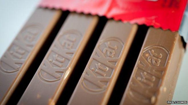 Nestle faces setback in KitKat trademark battle - BBC News