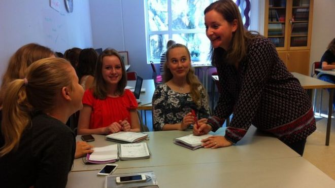 Swedish school london ofsted report