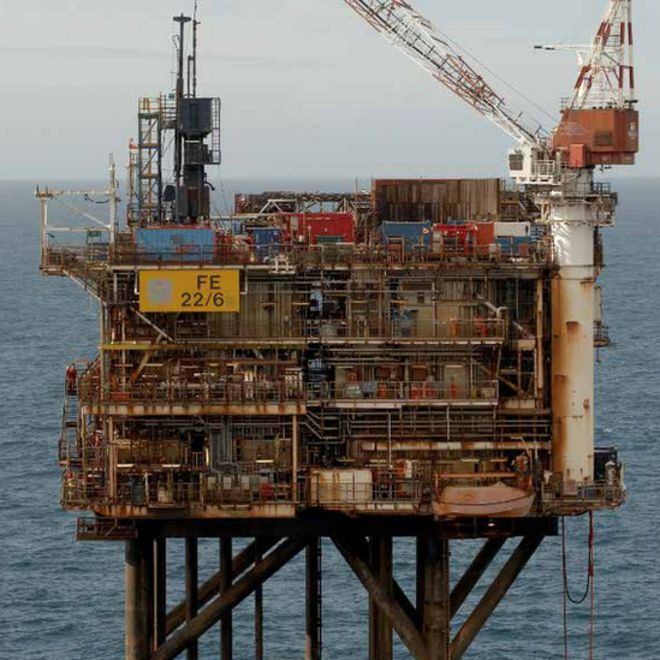 Oil rig collision captain was 'emotionally distressed' - BBC