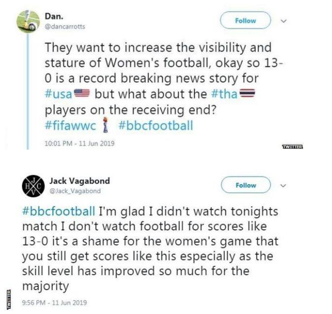 Women's World Cup: Alex Morgan defends USA celebrations against