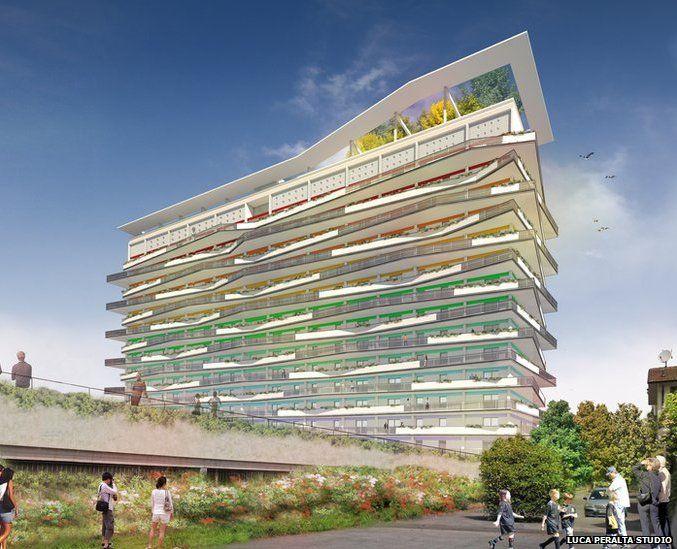 Transforming Social Houses concept design