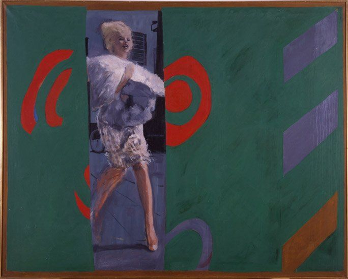 The Only Blonde in the World, 1963. Image courtesy of the owner. © Artist's estate/Tate, London 2013