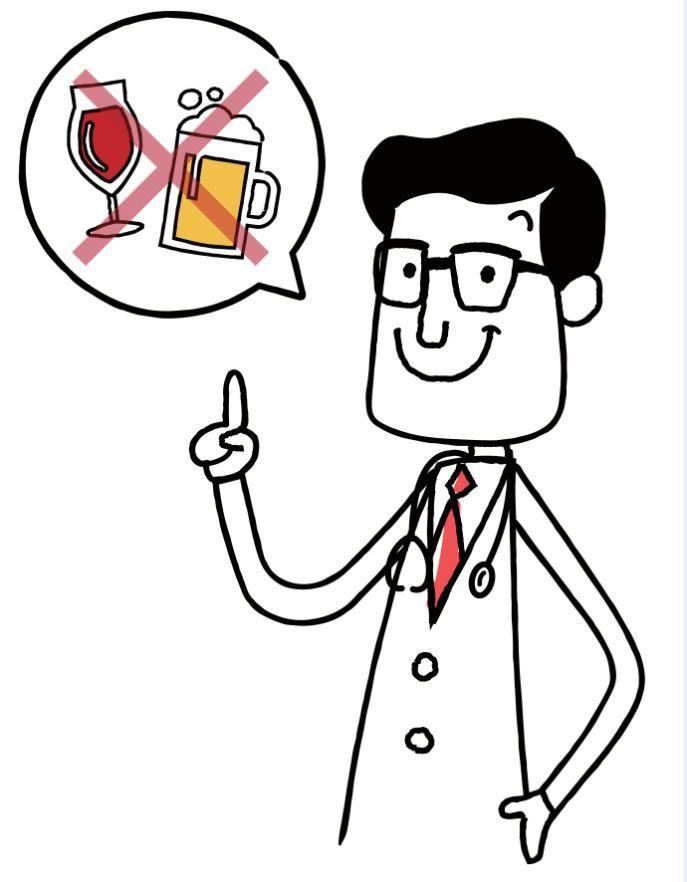 Исследование: алкоголь может быть причиной семи разновидностей рака