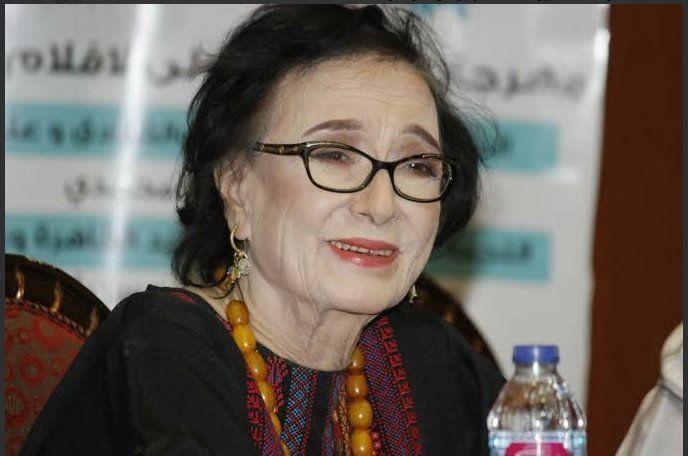 محسنة توفيق الفنانة التي لم تتنازل عن مواقفها السياسية
