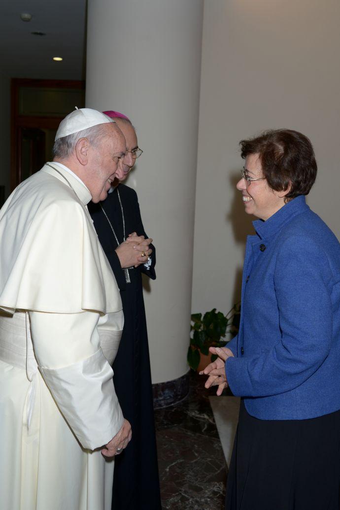 El Papa y Di Giovanni