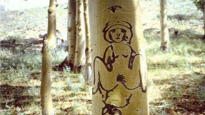Imagen de una mujer desnuda