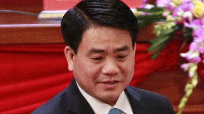 Ông Nguyễn Đức Chung, hình chụp January 28, 2016