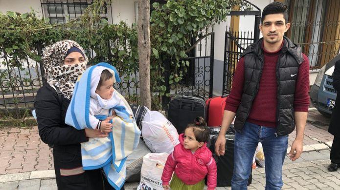 Abdülkerim Yusuf Abdülrezzak ve ailesi