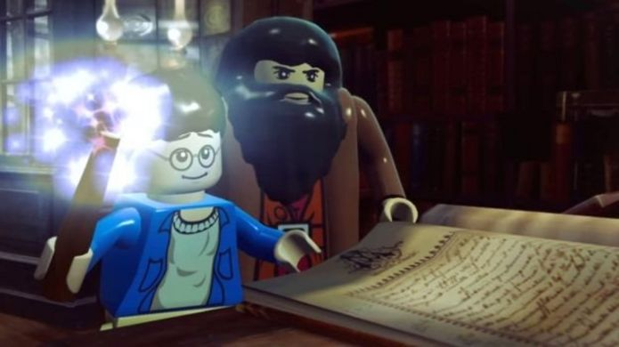 Lego temalı Harry Potter
