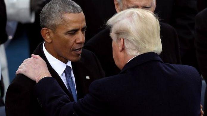 Tổng thống Trump có những chính sách trái ngược với người tiền nhiệm Barack Obama, đặc biệt trong Hiệp định TPP.
