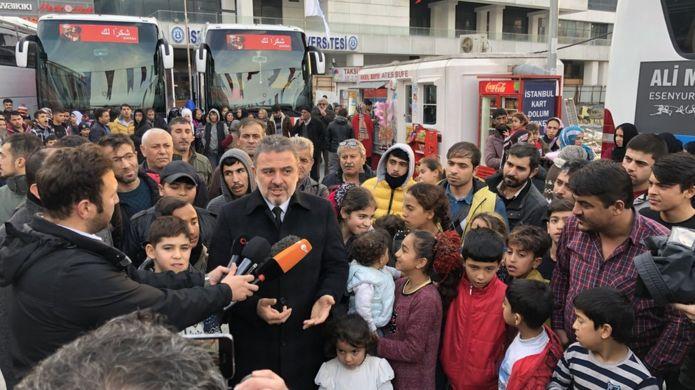 Esenyurt Belediye Başkanı Ali Murat Alatepe