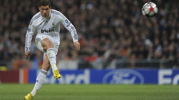 Ronaldo en 2010