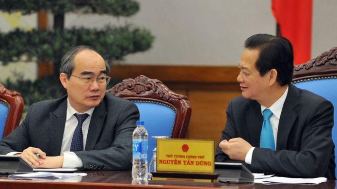 Ông Nguyễn Thiện Nhân từng là một phó thủ tướng trong Chính phủ của ông Nguyễn Tấn Dũng