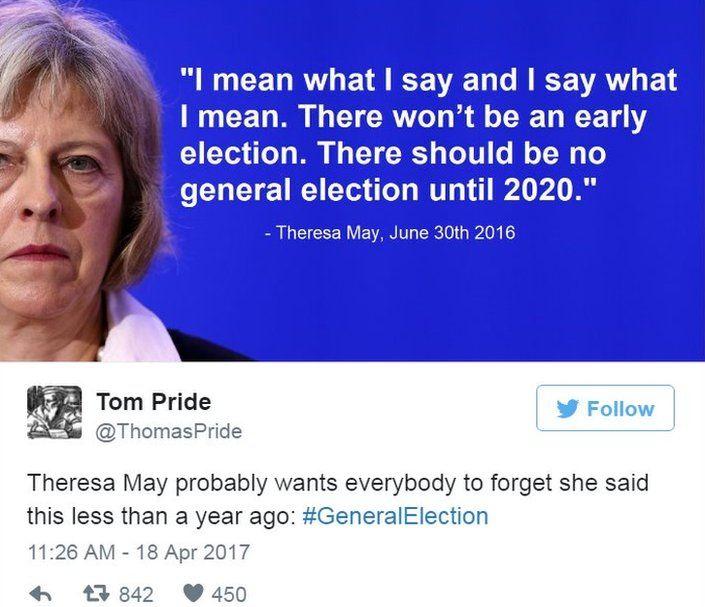 Screen grab of tweet by @ThomasPride