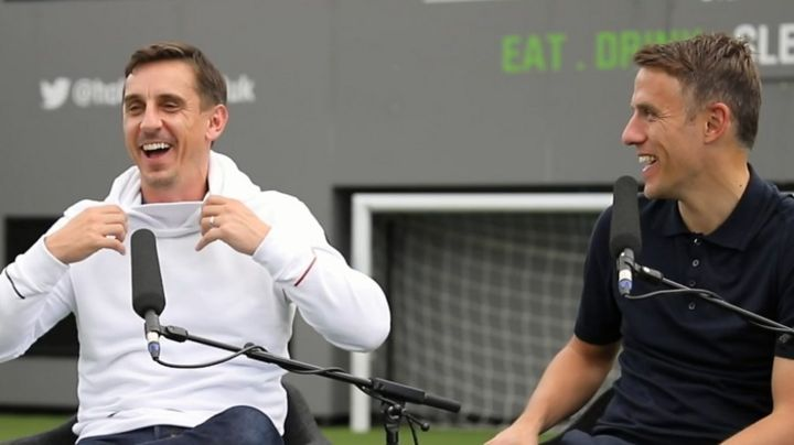 Manchester United legends Gary and Phil Neville set up new university